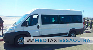 bus 17 places transport taxi tourisme essaouira marrakech agadir